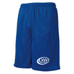 ST312 - D253-S10.0 - EMB - Athletic Shorts with Pockets