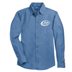 SP10 - D253-S10.0 - EMB - Long Sleeve Denim Shirt